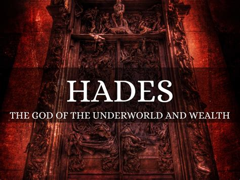 Hades by Asher Brownlie