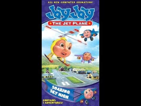 Opening to Jay Jay the Jet Plane: Soaring Sky High 2002