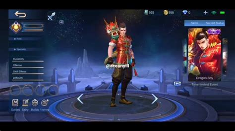 Mobile Legends Daily - New Entrance For Chou & his Epic