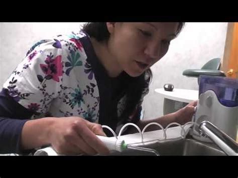 How to use a Waterpik to help Stop GUM DISEASE at home w