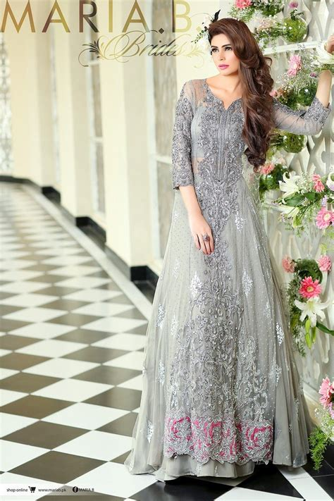 Maria B Bridal Dresses Collection 2018-2019 for Wedding