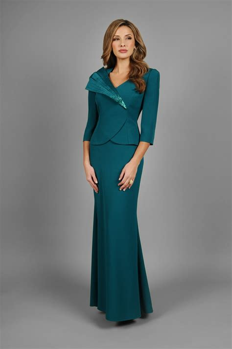Daymor Couture 302 Sophisticated Mother of the Bride Dress