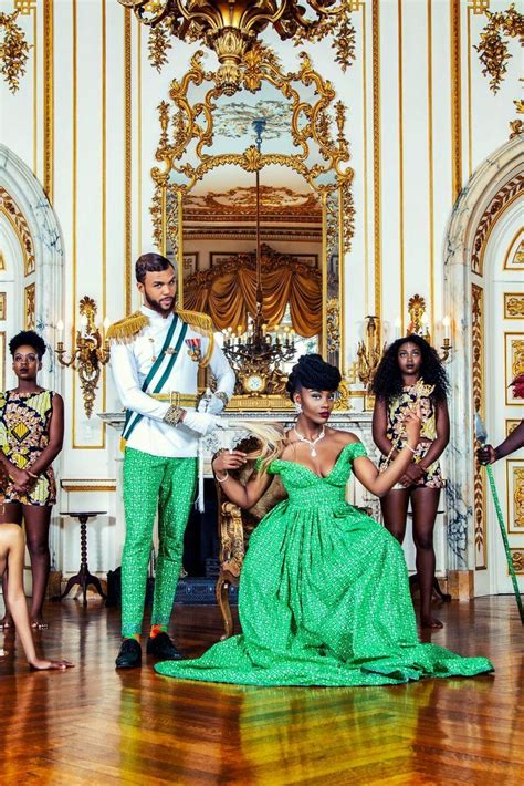 Jidenna Takes 'Classic Man' To A New Level In West African