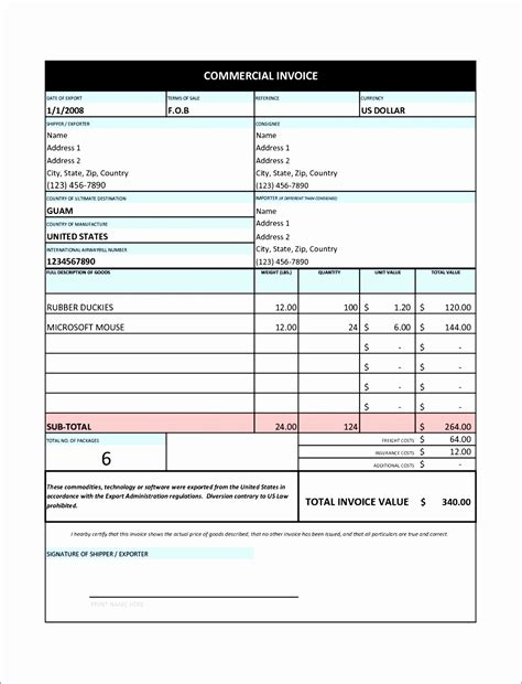 6 Tax Return Excel Template - Excel Templates - Excel