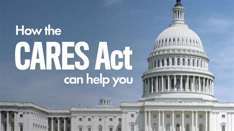 How the CARES Act Can Help You Buy a Business