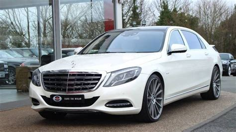 Lewis Hamilton's Mercedes-Maybach S600 Is Up For Sale