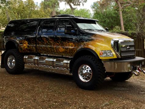 Extreme badass 2007 Ford Pickups monster truck for sale