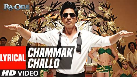 Chammak Challo Video Ra One Ultra Hd Video Song Download
