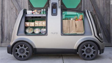 Ex-Googlers at Nuro create a self-driving car to deliver