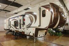 New 2014 370FL Front Living Room Luxury 5th Fifth Wheel