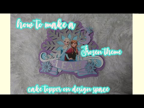 Frozen Cupcake Toppers Elsa Cupcake Toppers Printable