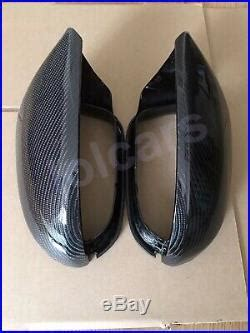 Audi A6 C7 2012+ S6 RS6 CARBON FIBER Wing MIRROR COVERS