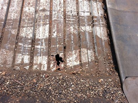 Flat Roof, Metal Deck Replacement (Commercial)