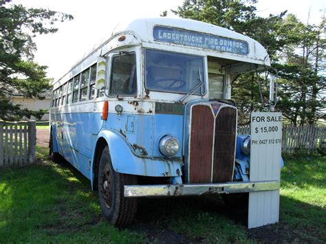 1952 AEC Regal Bus | A few days ago I was on manouvers in