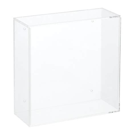 Acrylic Premium Shadowboxes | The Container Store