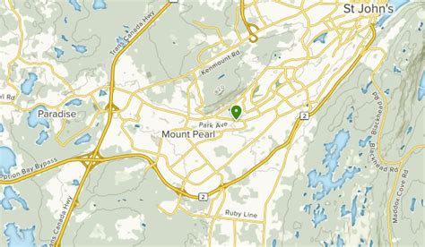 Best Trails near Mount Pearl, Newfoundland and Labrador