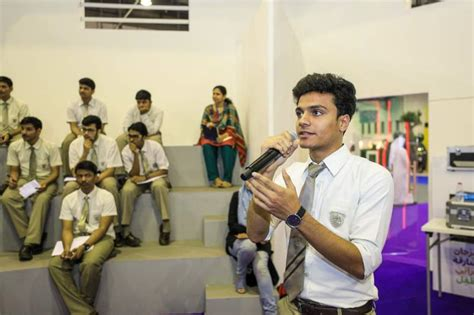Michael Coroza shares his passion for poetry at Sharjah