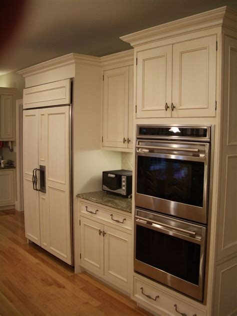 2018 Double Oven and Microwave Cabinet - Kitchen Cabinet