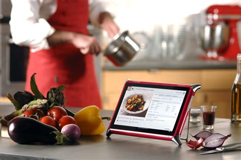 Kitchen Tablet - 5 Tablets for Cooking