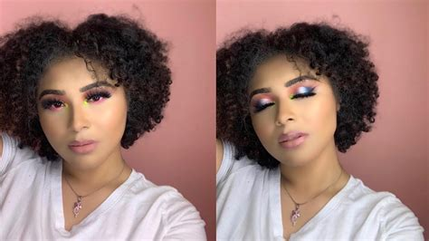 THE BEST BRAID OUT FOR 3C/4A NATURAL HAIR - YouTube