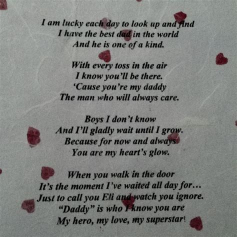My Business - Home | Fathers day poems, Valentines day