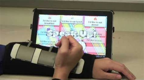 Sensor Sleeve Makes Tablet Use Easier And Benefitial For