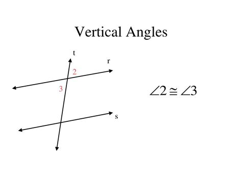 PPT - Angles formed by Transversal and Parallel Lines