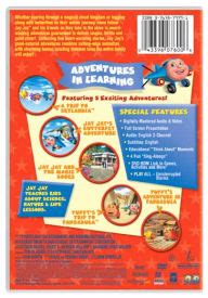 Jay Jay the Jet Plane: Adventures in Learning by Hugh