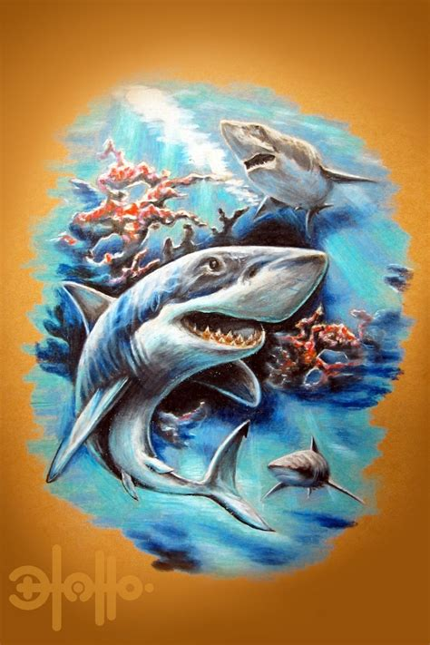 Shark Tattoos Designs, Ideas and Meaning | Tattoos For You