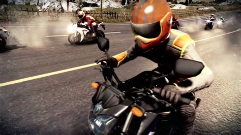 MOTORCYCLE CLUB Trailer (PS4) - YouTube