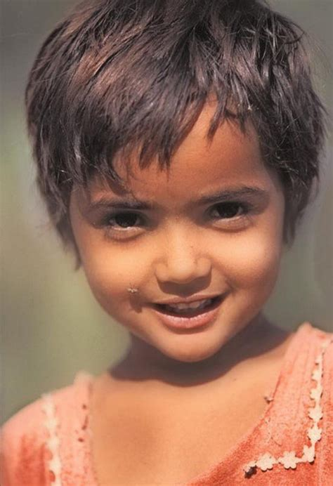The power of children smiling all around the world