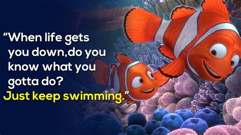 15 Quotes From 'Finding Nemo' That Prove It Is Not Just A