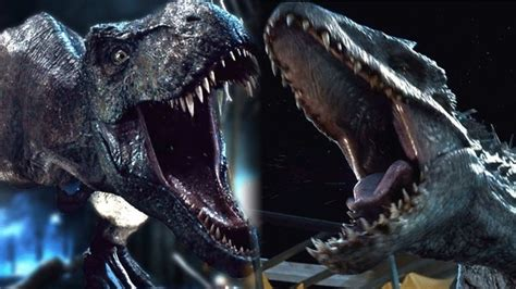 Who would win, Indominus rex or Tyrannosaurs rex? - Quora