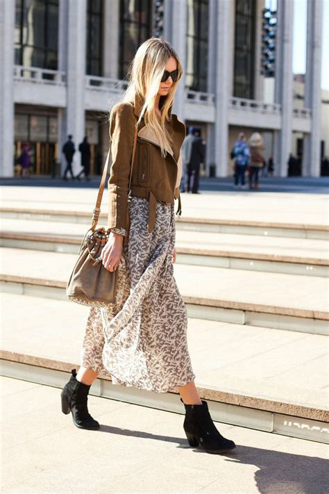 How to Wear Ankle Boots This Fall - All For Fashions