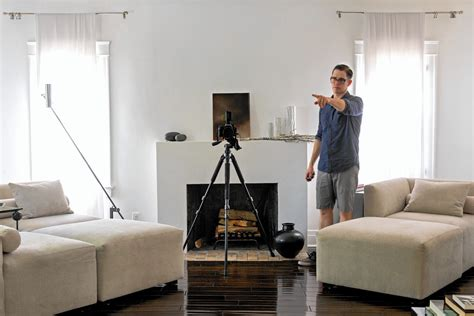 Pro photographers labor to show properties in a better