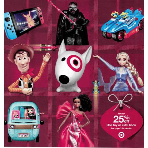 The 2019 Target Toy Book Is Here! - MyLitter - One Deal At