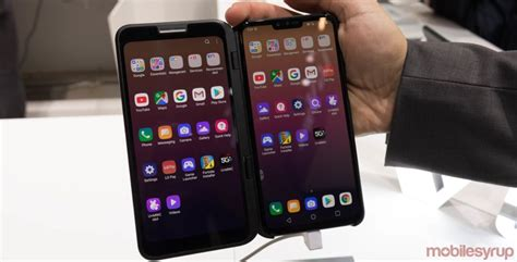 LG's V50 ThinQ 5G-capable smartphone isn't coming to Canada