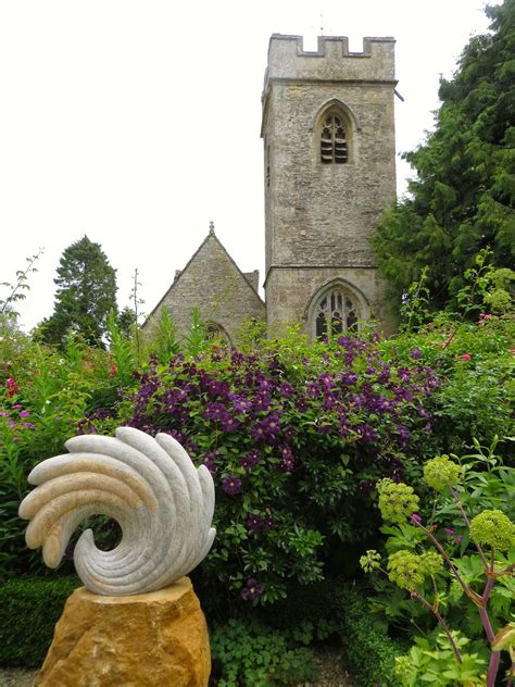 Curiouser and Curiouser: Asthall Manor and Sculptures in Stone