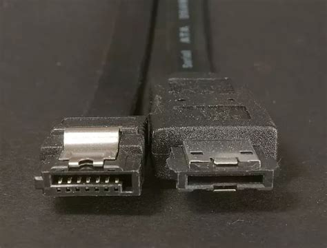 What is a eSATA port for? Is it one of these useful in a