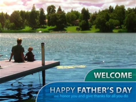 Father's Day Dock Welcome | Motion Worship | WorshipHouse