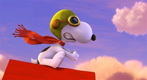 WWI Flying Ace Hits the Skies in New Peanuts Movie Trailer