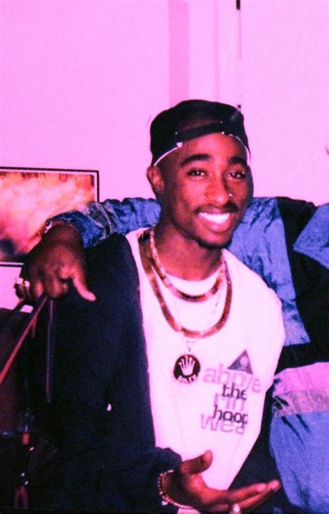 Pin by Lo on pink aesthetic asf in 2020   Tupac pictures