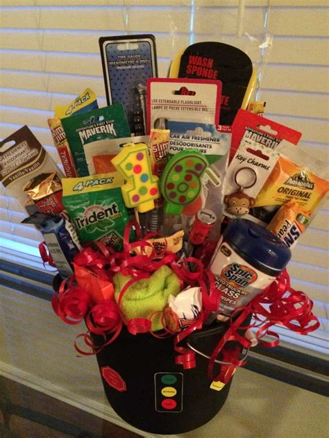 New driver bouquet | DIY and Crafts | Pinterest | Gift