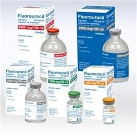 5-Fluorouracil Injection - Manufacturers, Suppliers