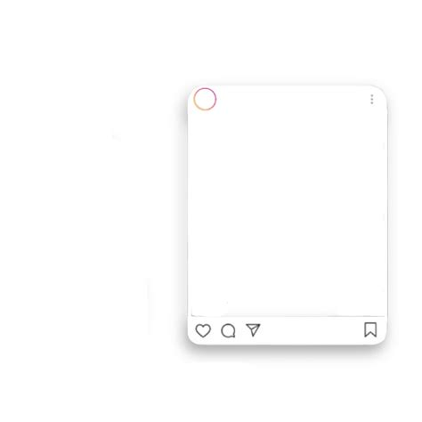 not mine instagram ig post aesthetic white template tra