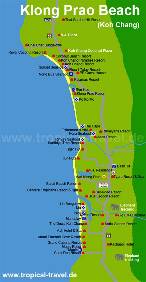 Koh Chang | Thailand | getting there | hotel booking